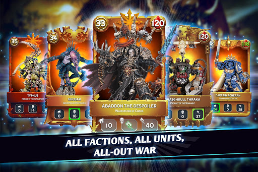 Warhammer Combat Cards screenshot 1