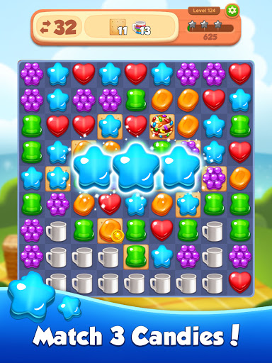 Candy N Cookie : Match3 Puzzle screenshot 18