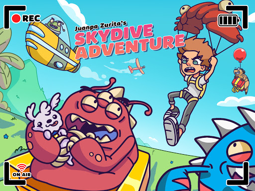 SkyDive Adventure by Juanpa Zurita screenshot 13