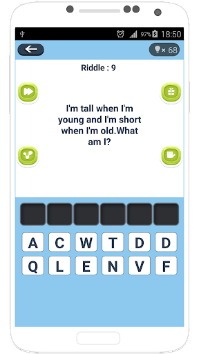 Brain riddles and answers screenshot 23