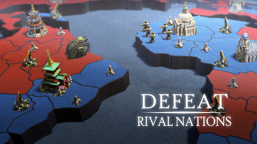 DomiNations Asia 屏幕截图 4
