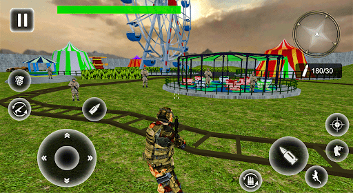 Bullet Field screenshot 6