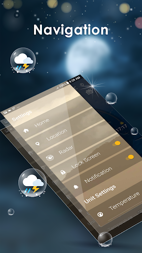 Daily weather forecast screenshot 16