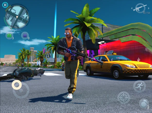 Speed Gangstar screenshot 3