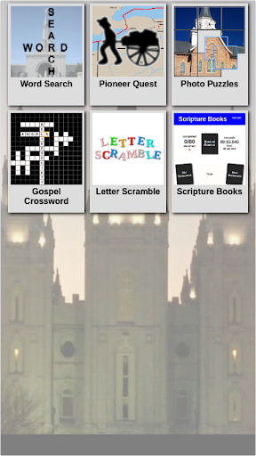 Latter-day Saint Games and Puzzles screenshot 1