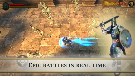 TotAL RPG (Towers of the Ancient Legion) screenshot 12
