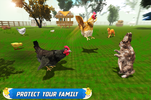 New Hen Family Simulator screenshot 9