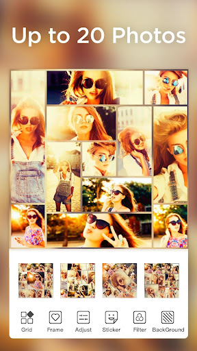 Pic Collage Maker, Photo Editor & Grid -My collage screenshot 2