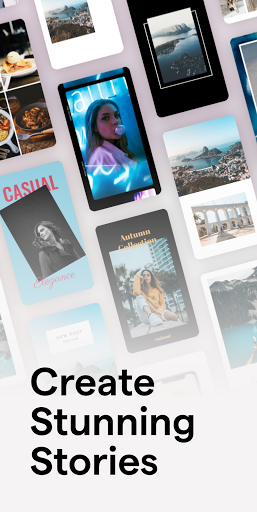 mojo - Create animated Stories for Instagram screenshot 1