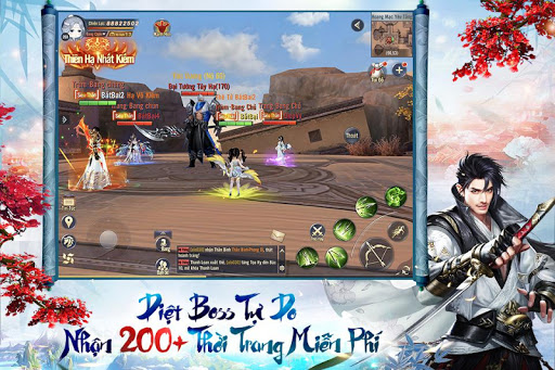 Ngạo Kiếm 3D screenshot 2
