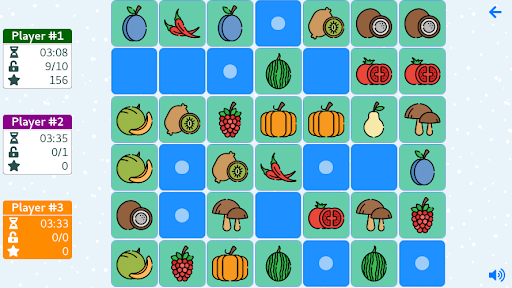 Memory cards free game. Pairs. Concentration. screenshot 23