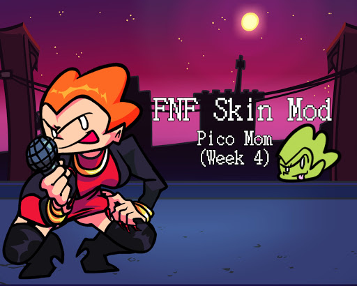 Pico FNF for FNF Friday Night Funkin Hint screenshot 1