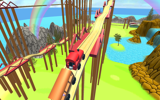 Baby Train 3D screenshot 8