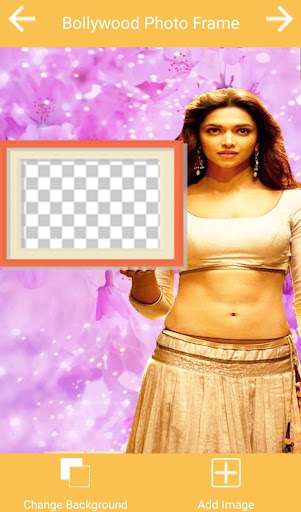 Bollywood Photo Frame screenshot 5