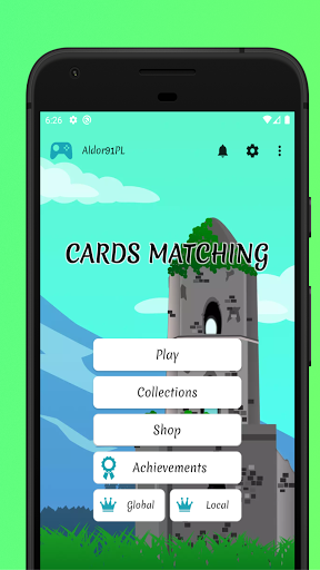 Cards Matching games. Find pairs, improve memory. screenshot 8