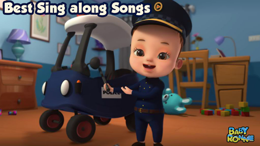 Baby Ronnie Rhymes - Nursery & Kids Learning Songs screenshot 7