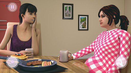 Pregnant Mother Simulator - Virtual Pregnancy Game screenshot 3