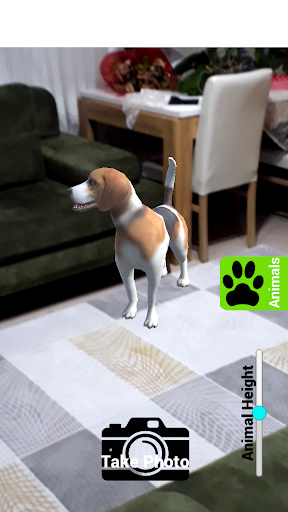 AR 3D Animals screenshot 2