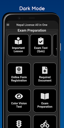 Nepal License All in One (Get Driving License Now) screenshot 2