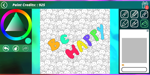 Coloring Pages [Adults] screenshot 7