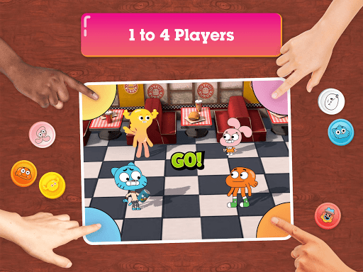 Gumball's Amazing Party Game screenshot 9