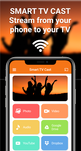 Connect the phone to TV screenshot 2