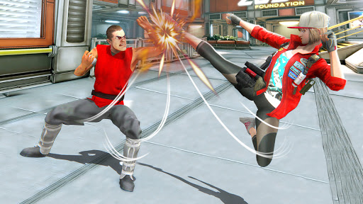 Gym Trainer Fight Arena screenshot 1