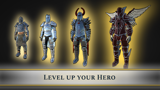 TotAL RPG (Towers of the Ancient Legion) screenshot 2