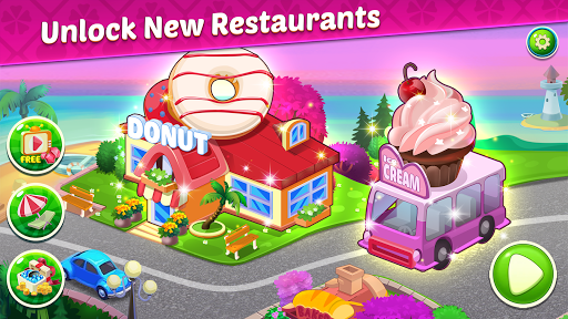 Cooking Tasty: The Worldwide Kitchen Cooking Game screenshot 3