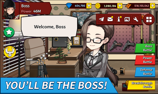 Idle Fighters screenshot 9