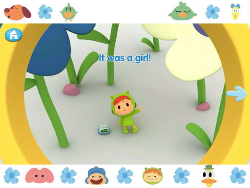 Pocoyo meets Nina screenshot 15