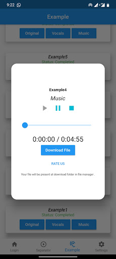 Vocal Remover for karaoke & dance screenshot 5