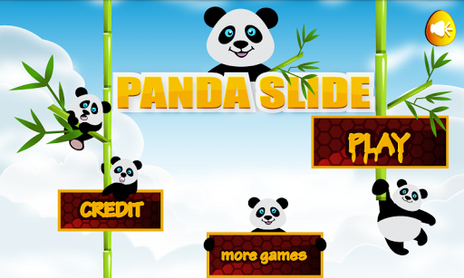 Panda Slide screenshot 1