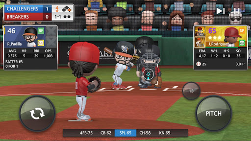 BASEBALL 9 screenshot 6