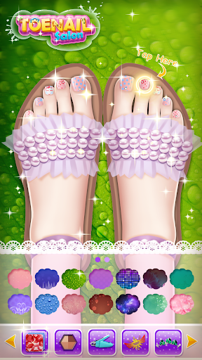 💅Princess Nail Makeup Salon2 screenshot 3