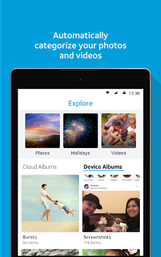 AT&T Photo Storage screenshot 10