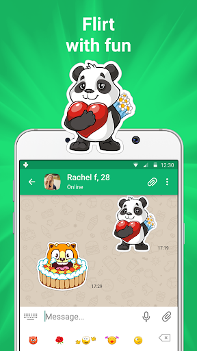 Get new friends on local chat rooms screenshot 3