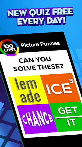 100 PICS Quiz screenshot 13
