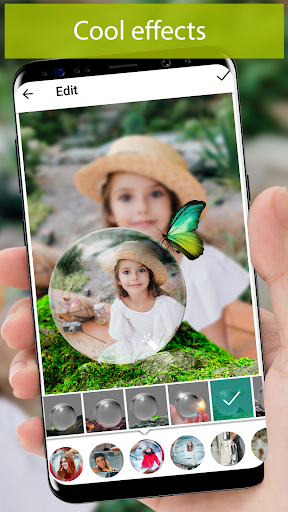 PiP camera. Picture in picture collage maker screenshot 2