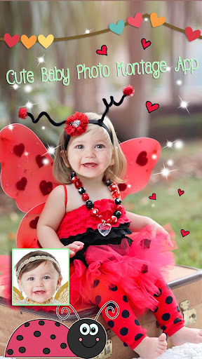 Cute Baby Photo Montage App 👶 Costume for Kids screenshot 4