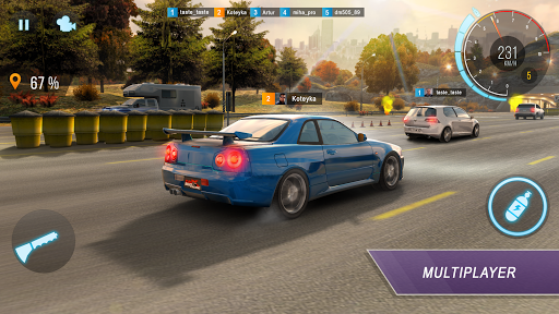 CarX Highway Racing screenshot 1