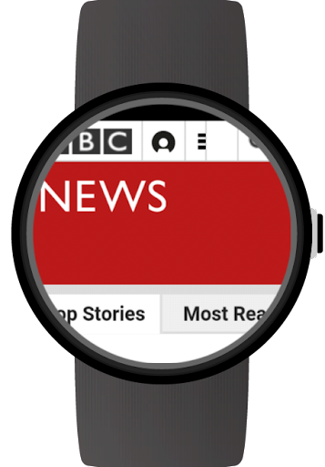 Web Browser for Wear OS (Android Wear) screenshot 7
