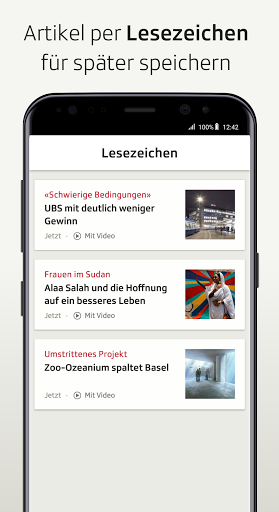 SRF News - Nachrichten, Videos und Livestreams screenshot 5