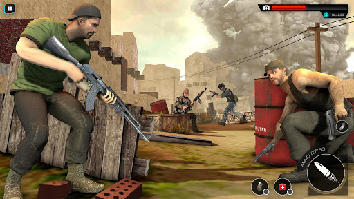 Cover Strike Fire Gun Game: Offline Shooting Games screenshot 3