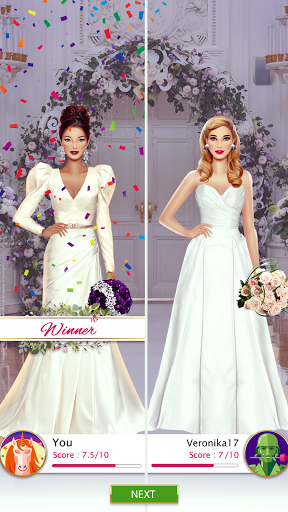 Super Wedding Stylist 2021 Dress Up & Makeup Salon screenshot 8