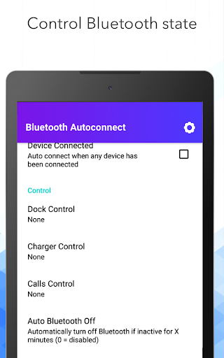 Bluetooth Auto Connect screenshot 24