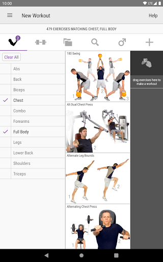 Anytime Workouts screenshot 7