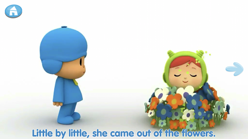 Pocoyo meets Nina screenshot 5