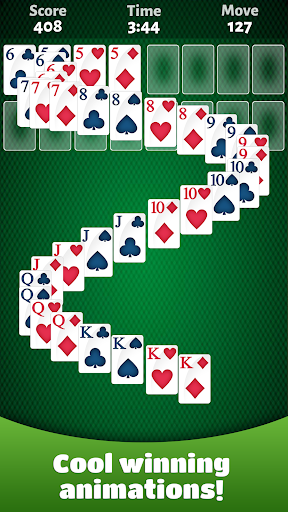 FreeCell Solitaire 屏幕截图 4