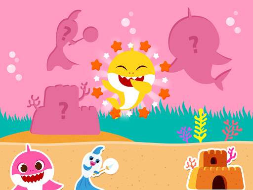Pinkfong Baby Shark Storybook screenshot 14